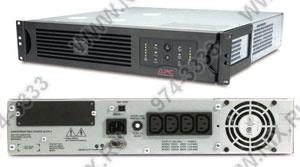 ИБП 1000VA APC Smart <SUA1000RMI2U> Rack Mount 2U,USB