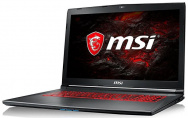 "Ноутбук 17,3"" MSI GV72 7RD-1068 Intel Core i7 7700HQ/16Гб/1Тб/nV GTX1050-4Gb/1920×1080/TN/no ODD/Windows 10/черный"