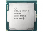 Процессор Intel Core i7-8700K OEM 3,7Гц/6core/Intel UHD Graphics 630/12Мб/95Вт/LGA 1151v2