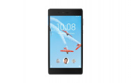 "Планшет 7"" Lenovo Tab 7 TB-7304I 16Гб 3G Wi-Fi черный (1024x600/IPS/Mediatek MT8735D-4x1,3ГГц/1Гб/bluetooth/2Мп/10ч/Android 7.0)"
