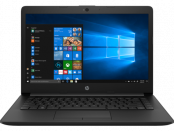 "Ноутбук 14"" HP 14-ck0010u Celeron N4000/4Гб/SSD 128Гб/Intel UHD Graphics 600/1366×768 (HD)/TN/no ODD/Win 10/черный"