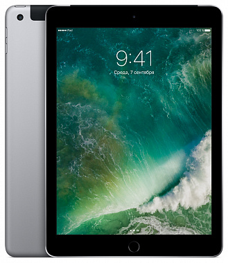 Apple iPad 32Gb Wi-Fi (серый космос)   MP2F2RU/A