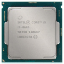 Процессор Intel Core i5-8600 BOX 3,1Гц/6core/Intel UHD Graphics 630/9Мб/65Вт/LGA 1151v2