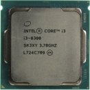 Процессор Intel Core i3-8300 OEM 3,7Гц/4core/Intel UHD Graphics 630/8Мб/62Вт/LGA 1151v2