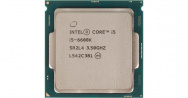 Процессор Intel Core i5-6600K BOX (без кулера) 3,5Гц/4core/Intel HD Graphics 530/6Мб/91Вт/LGA 1151