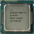 Процессор Intel Core i5-5675C OEM 3,1Гц/4core/Intel Iris Pro Graphics 6200/4Мб/65Вт/LGA 1150